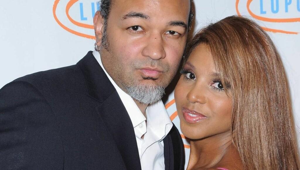 OVER: Ekteskapet mellom Toni Braxton og Keri Lewis er historie. På 90-tallet gjorde Braxton braksuksess med låta «Unbreak My Heart», og hun har vunnet hele seks Grammy-priser. Foto: All Over Press
