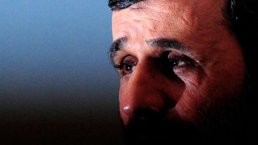 FIKK IKKE NORSKE BÅTER: Irans president Mahmoud Ahmadinejad. Foto: MUSTAFA ÖZER/AFP/SCANPIX