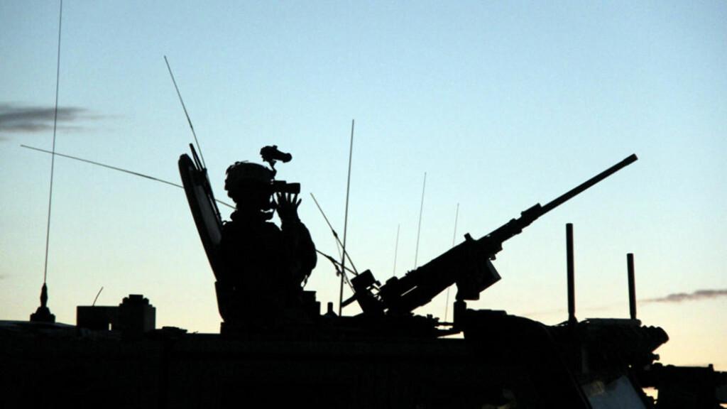 UTSATT: Norske Isaf-styrker på patrulje i Faryab-provinsen. Foto: FORSVARET/SCANPIX