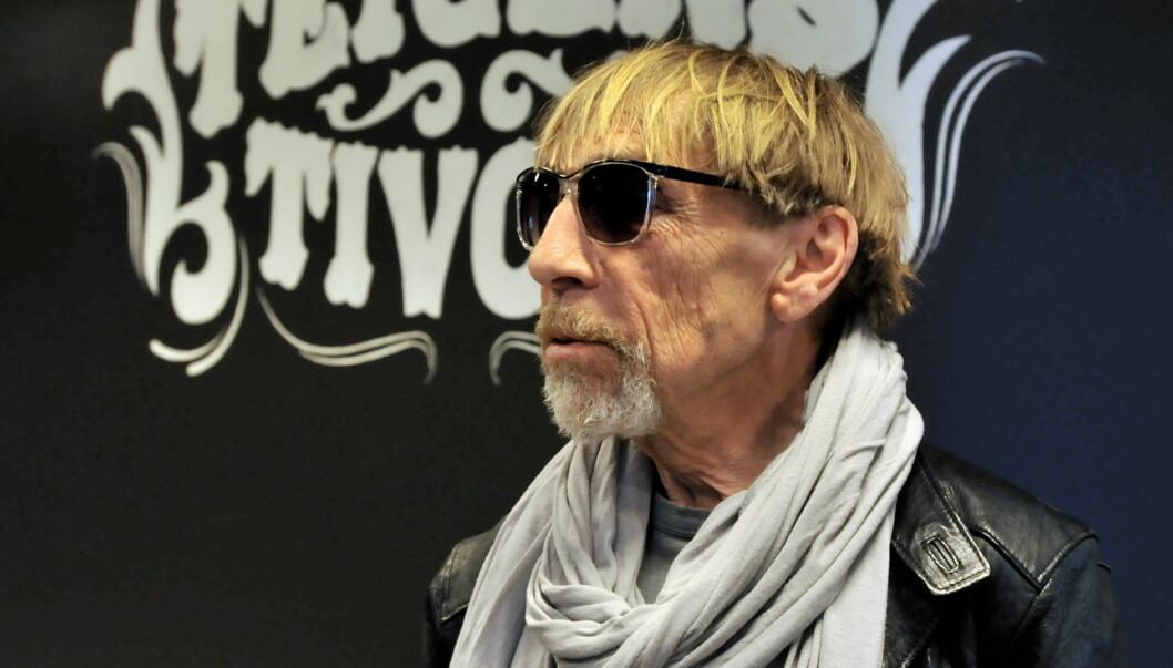 <strong>SYK:</strong> Jahn Teigen har pådratt seg alvorlig lungebetennelse. Foto: NTB scanpix
