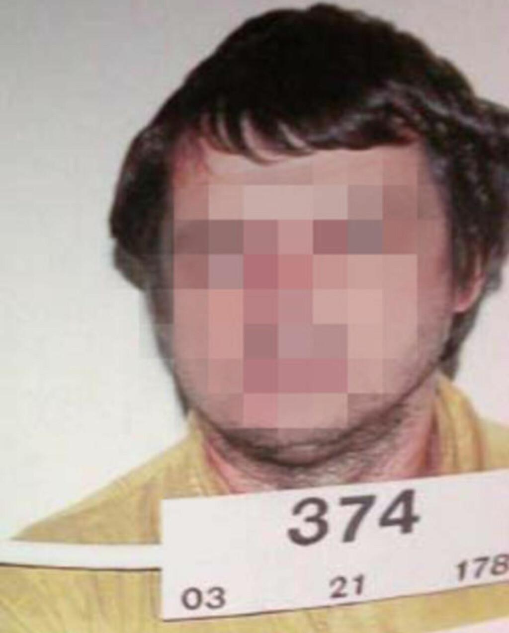 I FENGSEL: 45-åringen som er arrestert i Gambia, mistenkt for pedofili. Foto: Politiet