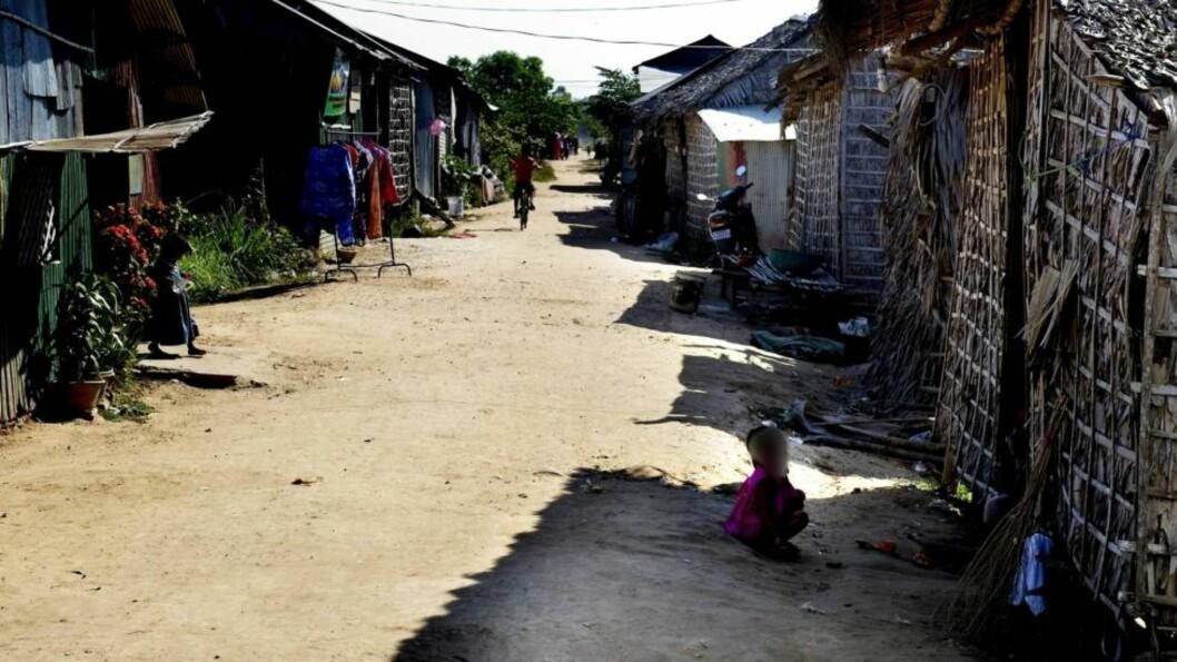 <strong>FATTIGSLIG :</strong> Til steder som Siem Reap i det nordvestlige Kambodsja drar de reisende sexovergriperne. Foto: Øistein Norum Monsen