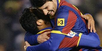 image: Utilnærmelige Barca lekte seg til 12 strake