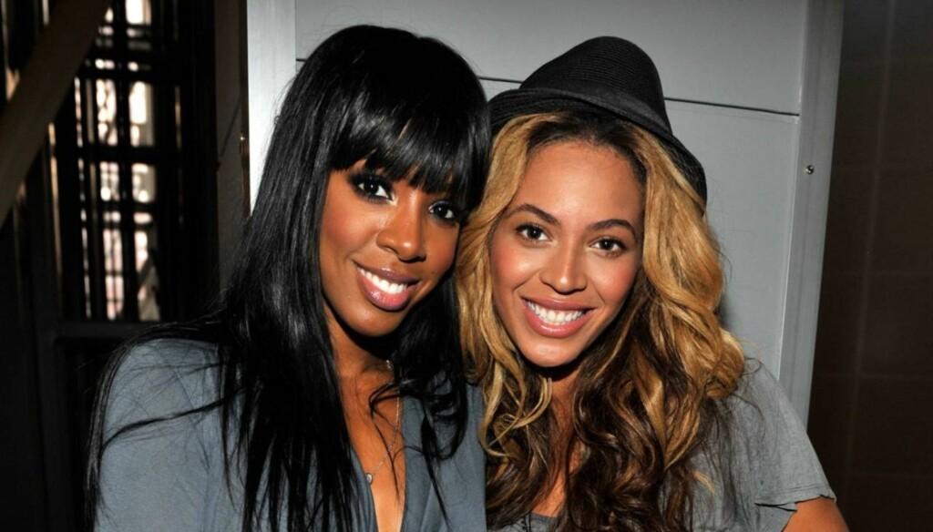 VAR SJALU: Etter at Destiny's Child hadde brutt opp, hadde Beyonce Knowles en fantastisk solokarriere. Det gjorde Kelly Rowland svært sjalu. Foto: All Over Press