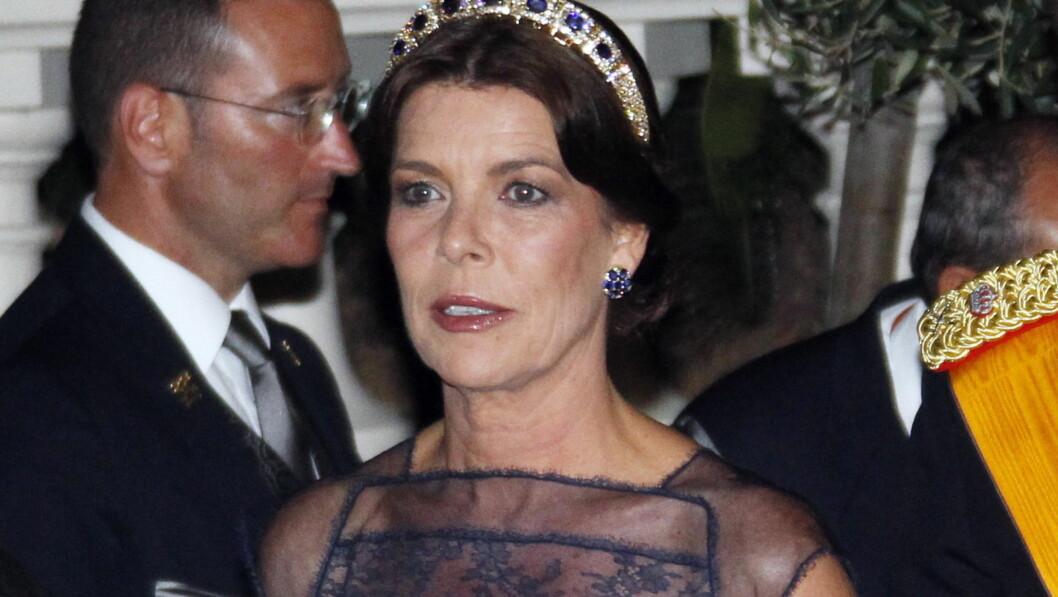 BESTEMOR: Caroline av Monacos sønn har fått barn. Foto: Scanpix