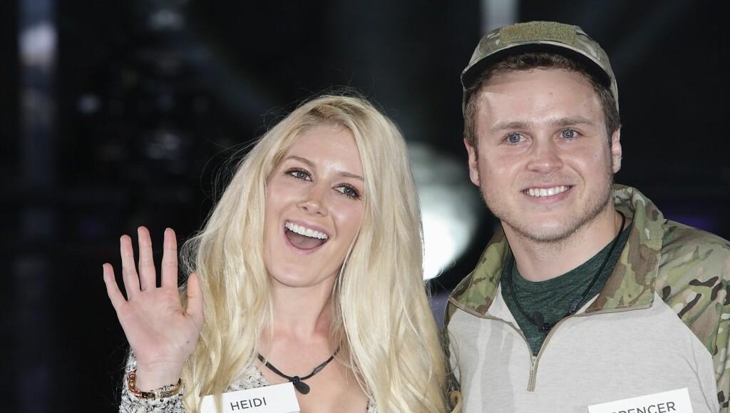 UTLEVERER SEG: Heidi Montag og Spencer Pratt er for tiden inne i det britiske «Big Brother»-huset, og paret har ikke noe imot å ha sex foran kameraene.  Foto: FameFlynet