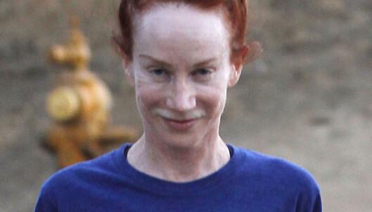Slik ser Kathy Griffin ut uten sminke