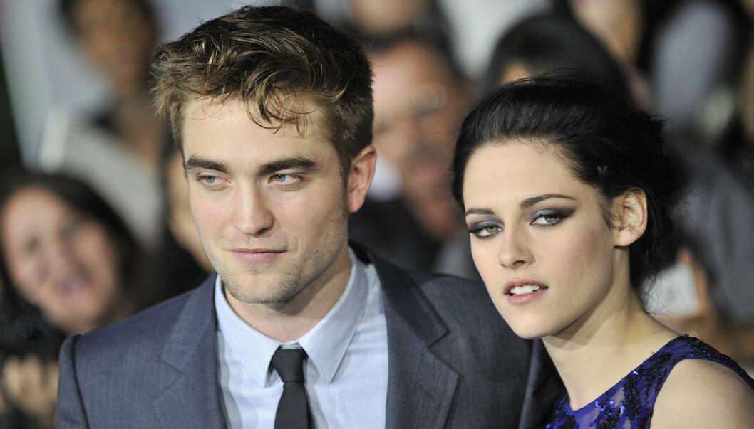 SLUTT?: Kristen Stewart skal ha latt seg friste og tilbragte natten med en annen mann enn kjæresten Robert Pattinson.  Foto: All Over Press