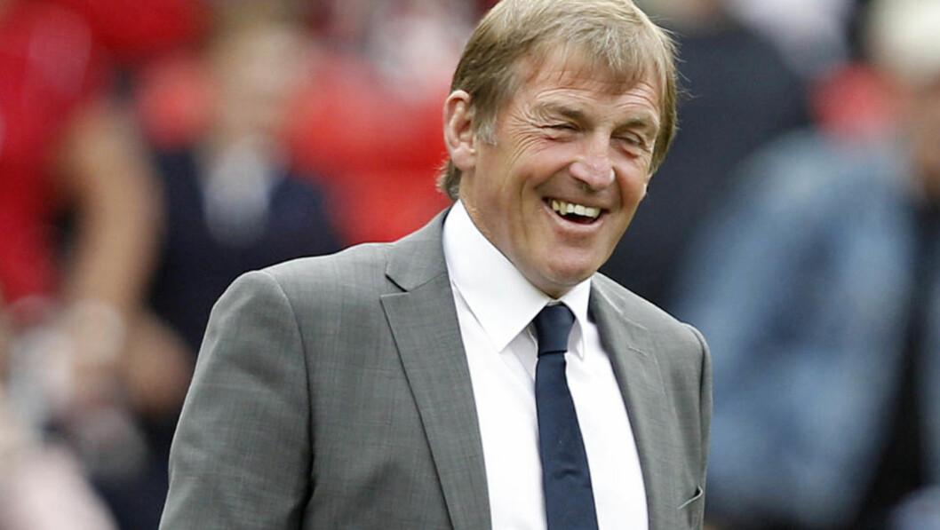 <strong>SLUTTET FOR 19 ÅR SIDEN:</strong> Kenny Dalglish skal ha sett på mulige kandidater og ikke funnet en bedre manager enn seg selv. Foto: Reuters/Phil Noble