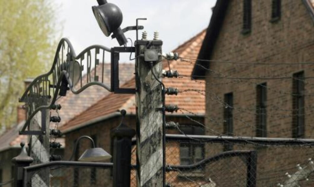 <strong>SKILTET STJÅLET RETT FØR JUL:</strong> I Polen sitter en svensk mangemillionær fengslet. Foto: EPA/ANDRZEJ GRYGIEL