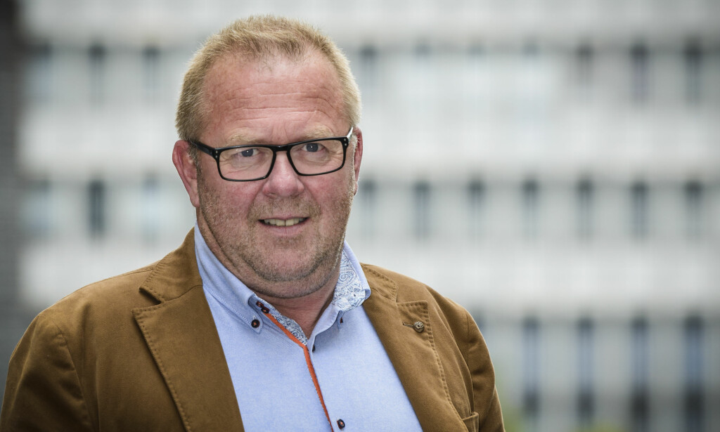 Problematisk: Jan Ove Andersen i El og IT Forbundet synes det er problematisk at de ikke kan tilbakevise påstandene KS Bedrift legger fram. Foto: Pressebilde / EL og IT Forbundet.