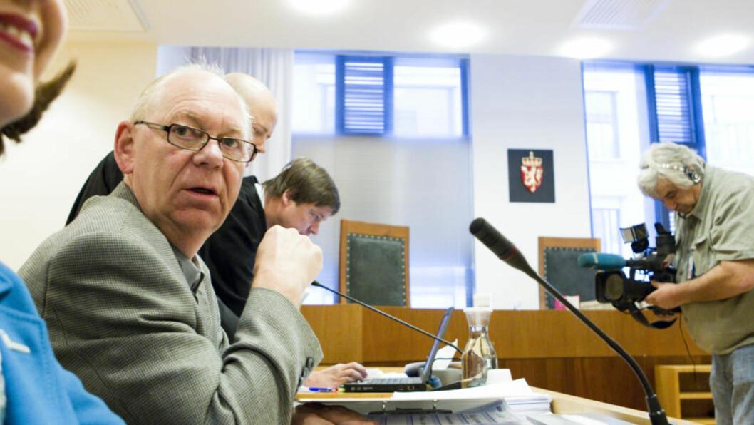 <strong>VANT OVER BANKEN:</strong> Ivar Petter Røeggen vant i Oslo Tingrett, men det er ventet at DnB NOR anker dommen. Foto: Scanpix