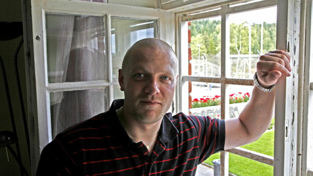 <strong>INGEN SPOR:</strong> Viggo Kristiansen (31) har ikke veket en millimeter og har i snart 10 år hevdet sin uskyld i Baneheia-saken. Nye DNA-analyser ved et svensk laboratorium viste heller ingen spor av ham. Foto: Eivind Pedersen