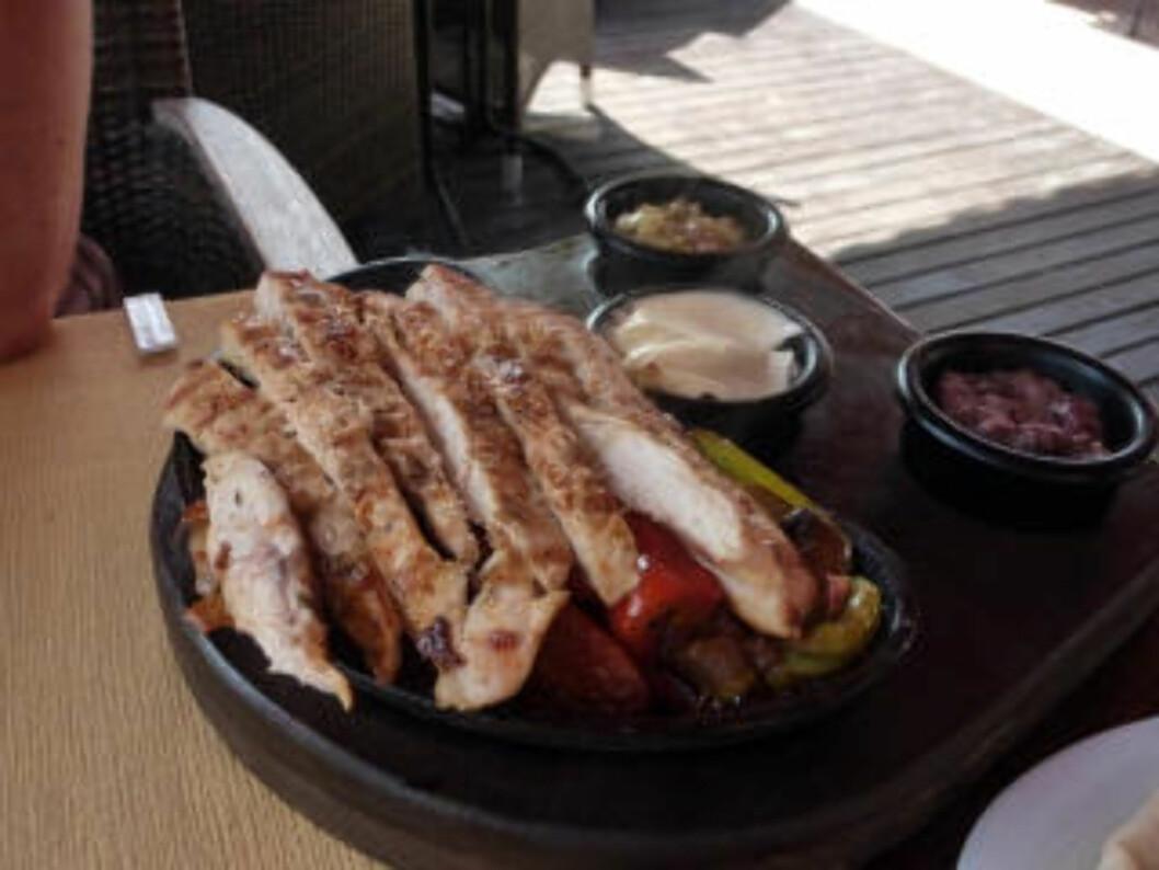 <strong>BEST:</strong> Slik mat må du fortsatt på restaurant for å få servert, så det er fortsatt variasjon å hente.