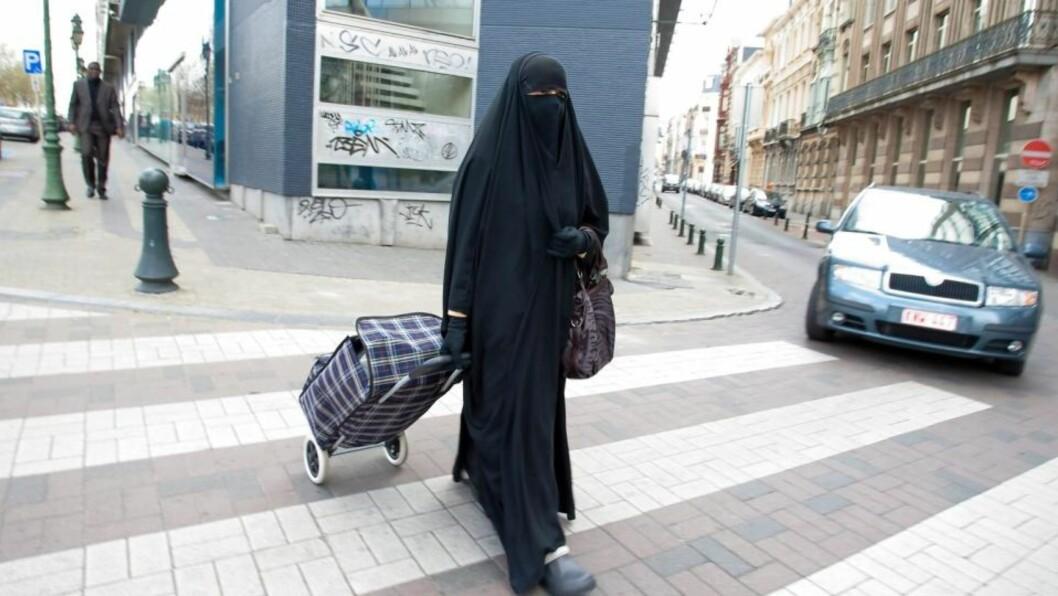 POSITIVE  Flere norske imamer er positive til shariaråd i Norge. Foto:  EPA/ Julien Warnar/ Scanpix