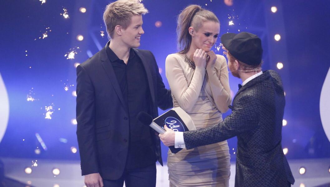 VANT IDOL: Jenny Langlo vant Idol i desember i fjor, først nå kommer hennes nye singel.  Foto: Stella Pictures