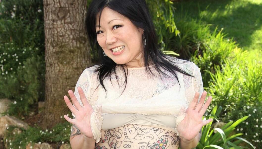 <strong>SJOKKERTE PÅ DIREKTEN:</strong> Skuespilleren og komikeren Margaret Cho sjokkerte under et intervju på amerikansk TV, da hun sa at hun ikke ønsket å få et mentalt tilbakestående barn. Foto: All Over Press