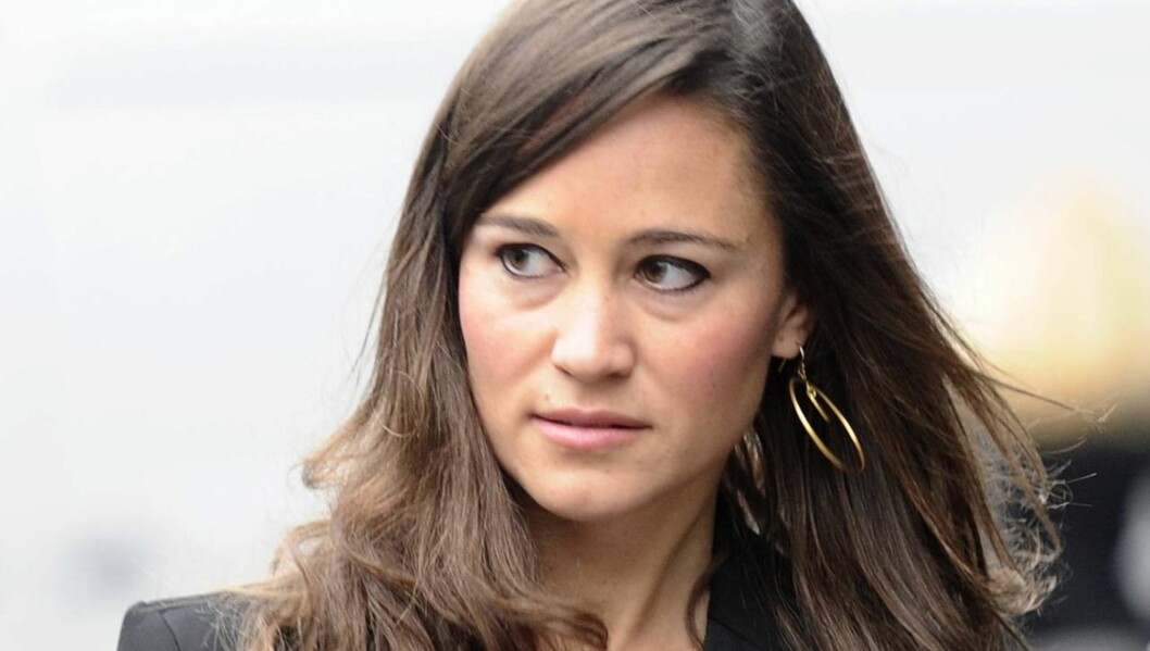 IKKE TIL LEIE: Representanter for Pippa Middleton reagerer kraftig på at et amerikansk firma reklamerer med at hun kan kjøpes for penger,  Foto: All Over Press