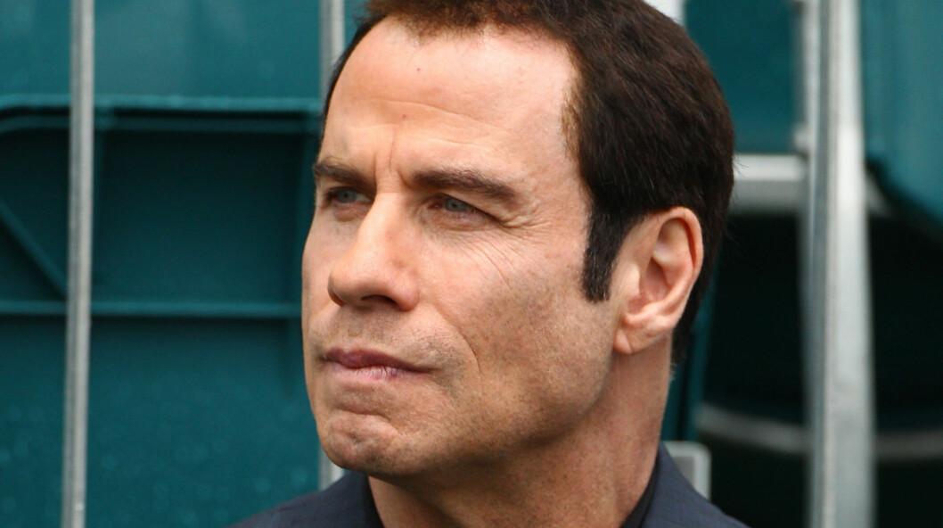 SAKSØKT: John Travolta blir saksøkt av to menn som hevder stjernen trakasserte dem seksuelt.  Foto: All Over Press