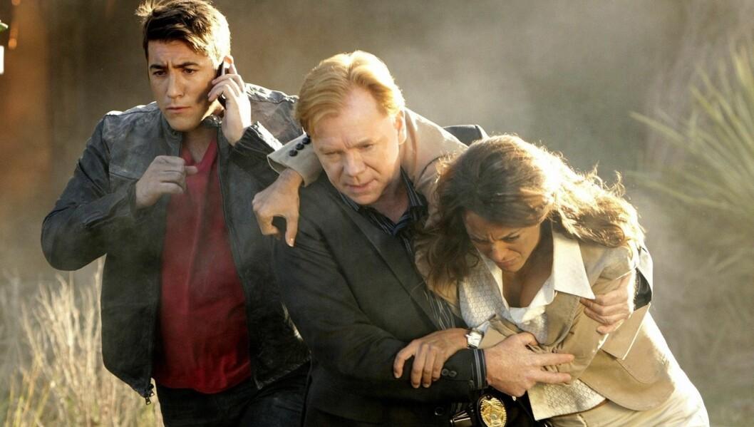 FJERNET: Etter ti sesonger, er CSI: Miami nå ferdig. Foto: Stella Pictures