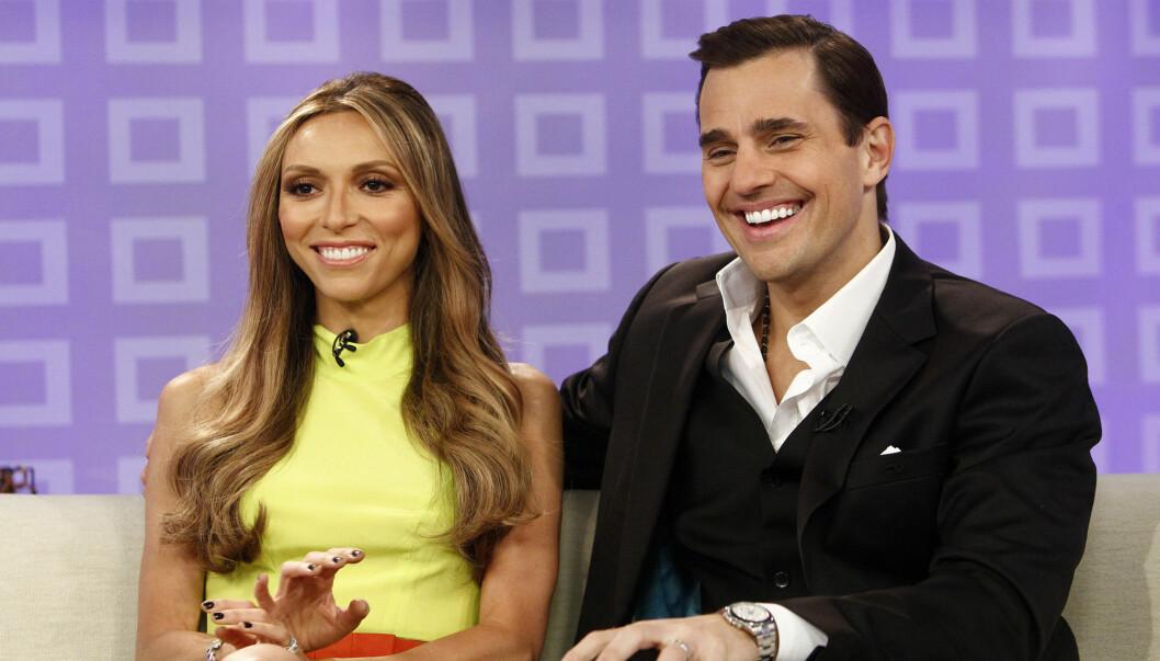 JUBLER: Nå kan Giuliana og Bill Rancic juble over å snart bli foreldre. Foto: All Over Press