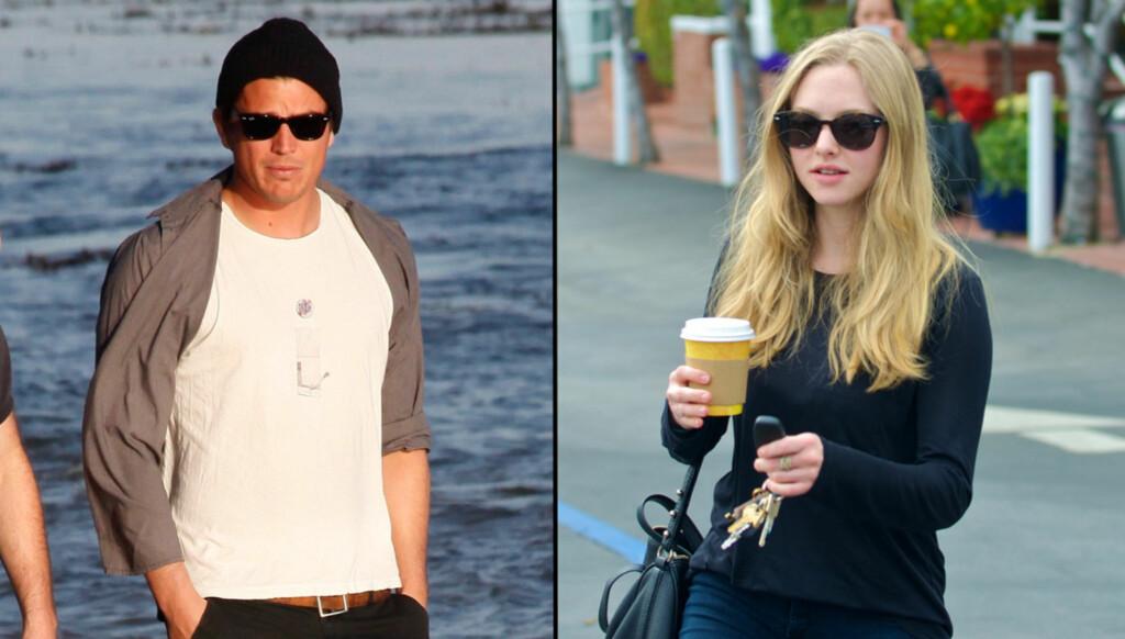 BRUDD: Josh Hartnett og Amanda Seyfried har datet hverandre siden januar. Nå er forholdet over. Foto: All Over Press