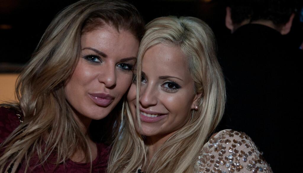 SAMMEN I NY SERIE: Venninnene og realitykollegaene Mari Haugersveen og Linni Meister er to av jentene som eksponerer hverdagen sin i den nye realityserien «Tigerstaden».  Foto: Stella Pictures