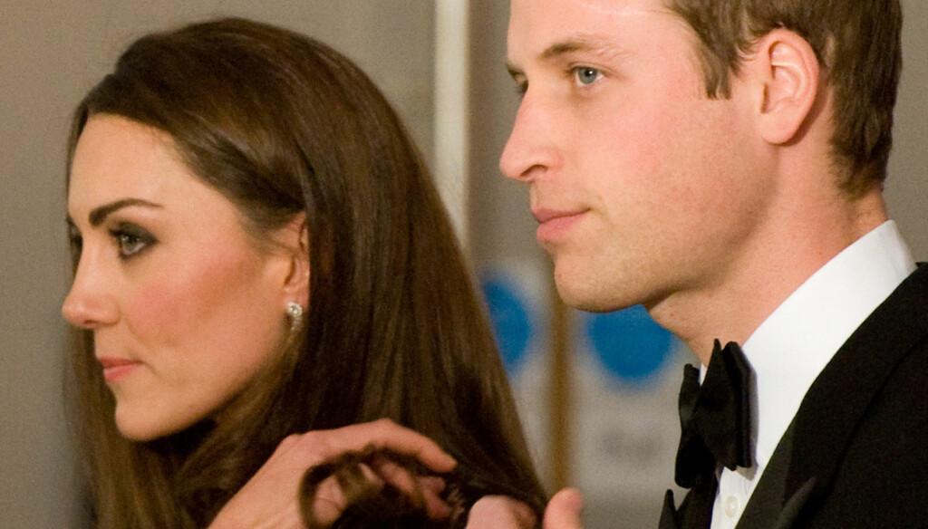MISTET VENN: Prins William er i sorg etter tapet av vennen. Foto: All Over Press