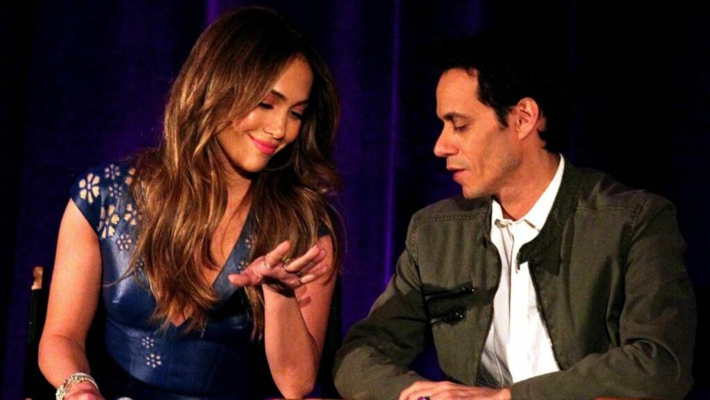 SKILLES: Marc Anthony har søkt om skilsmisse fra Jennifer Lopez. Foto: All Over Press
