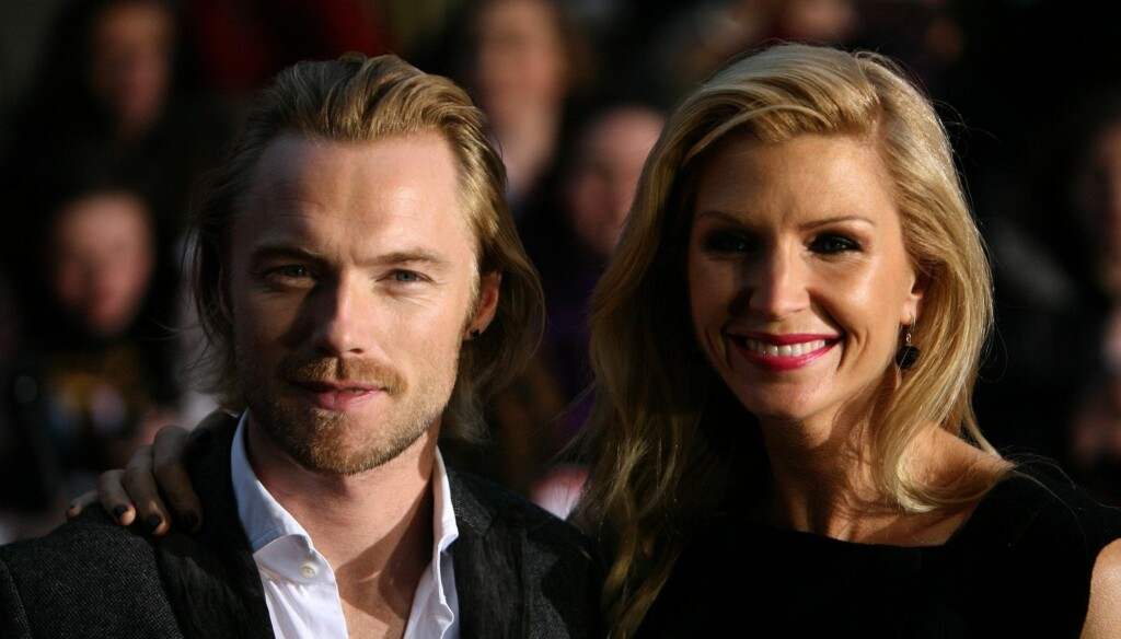 NÅ ER DET OVER: Ronan og Yvonne varslet først at de skulle skille seg i 2010. Nå skal det endelig være over. Foto: STELLA PICTURES