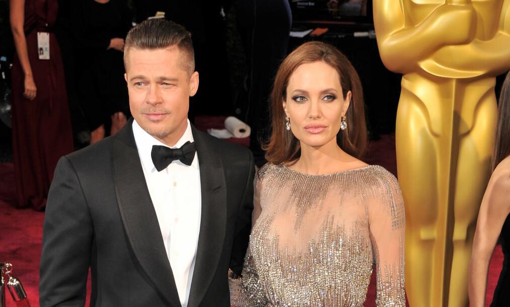 ANGELINA BEHOLDER BARNA: En representant fra Angelina Jolie-leiren forteller nå at skuespilleren har fått omsorgsretten for barna sine. Pitt har på sin side ikke ønsket å kommentere saken. Kilder hevder imidlertid at avtalen som foreligger nå ikke er endelig. Foto: SipaUSA, NTB scanpix