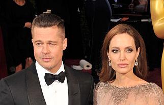 image: Brad og Angelina har blitt enige om barnefordelingen