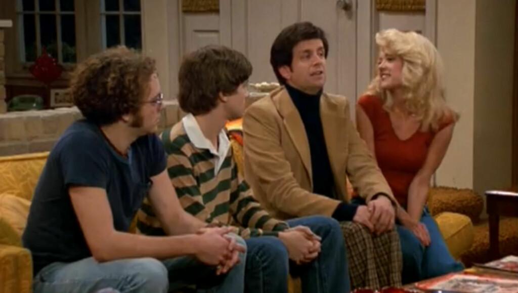 VOLD MOT EKTEMANNEN: Kelly spilte rollen som Laurie i «That 70s Show», som i mange år har blitt vist på norske TV-skjermer. Nå er hun arrestert for vold mot ektemannen.