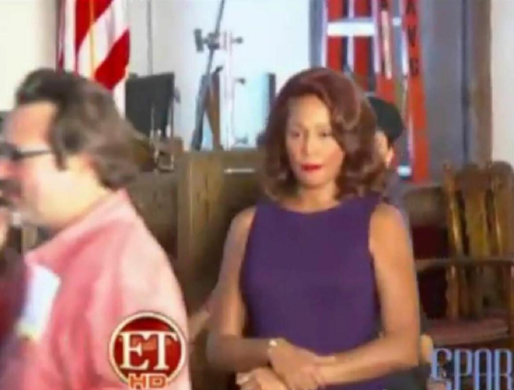 <strong>FEMTE FILM:</strong> «Sparkle» var Whitneys femte film. Hun ble en annerkjent skuespiller etter debutrollen i «The Bodyguard». Foto: Stella  Pictures