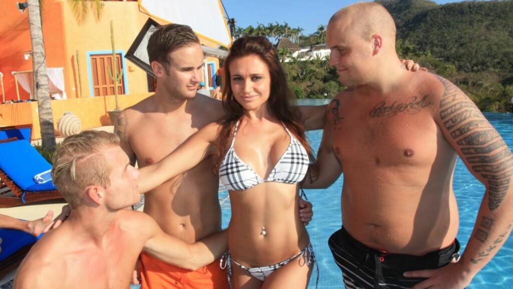 paradise hotel naken norske nakne damer