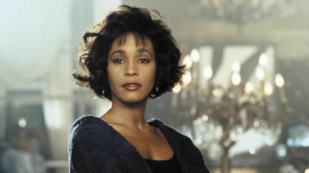 NY ROLLE: Whitney Houston gjorde stor suksess i «The Bodyguard» i 1992, nå skulle hun gjøre comeback i filmen «Sparkle».  Foto: Stella Pictures