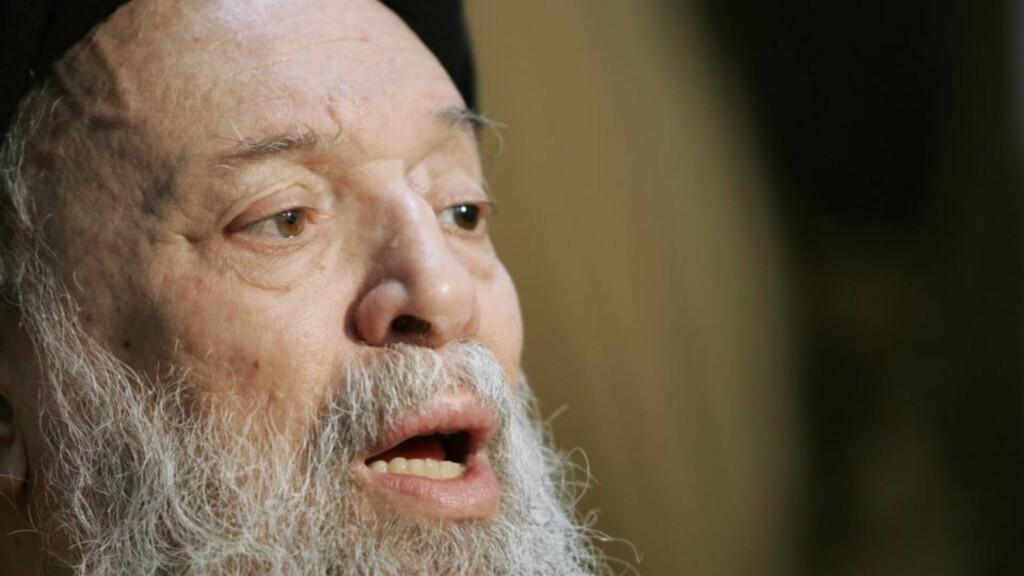 DØD: Storayatolla Sayyed Mohammed Hussein Fadlallah. Arkivfoto: REUTERS/SCANPIX
