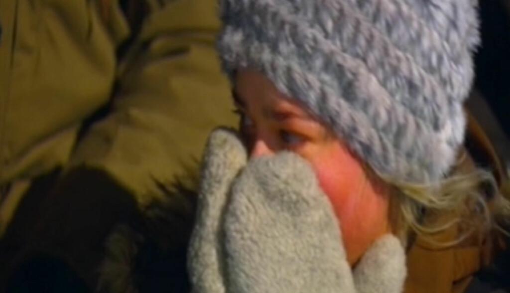 BLE FROSSET UT: Charlotte Thorbjørnsen visste ingenting om alliansen mot henne før det var for sent i vinterutgaven av «Robinsonekspedisjonen». Foto: TV3