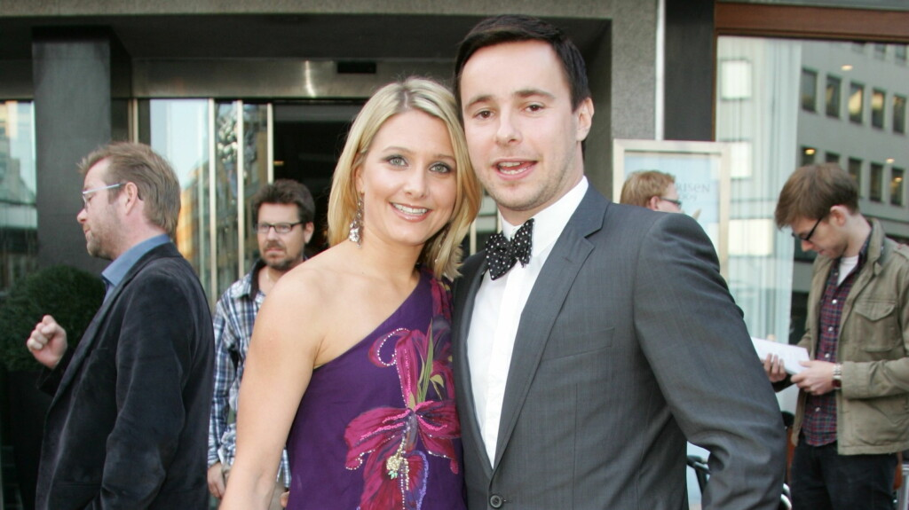 FORELDRE IGJEN: Stian Barsnes Simonsen giftet seg med kona Janicke i 2006, og for fire år siden ble de foreldre til sønnen Teodor. Nå blir de foreldre igjen. Foto: Stellapictures