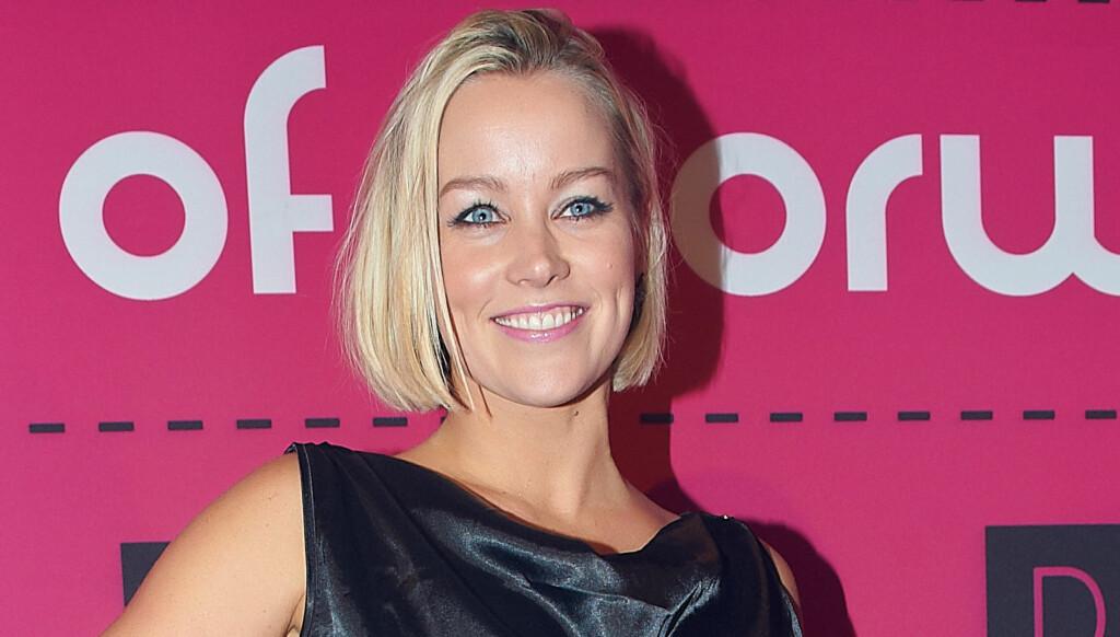 SLÅSSKAMP: Hanne Sørvaag avslører i et radiointervju med P5s «Storbymorgen» torsdag at hun nylig havnet i en slåsskamp med en kvinnelig gjest på et utested i Stavanger. Foto: Stella Pictures