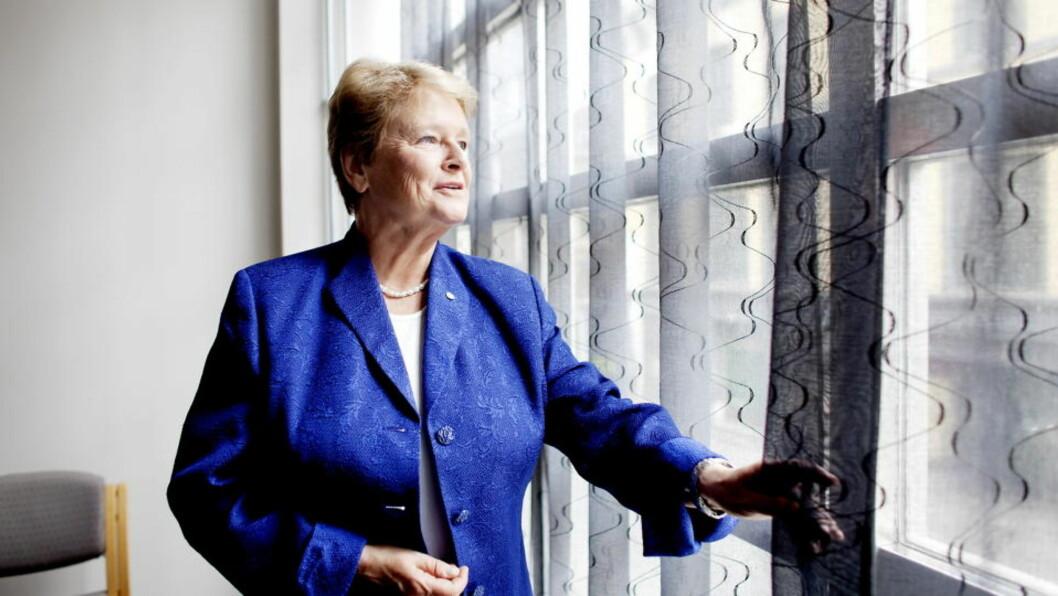 VITNE.  Gro Harlem Brundtland er blant de 12 tidligere og nåværende stortingsrepresentantene som økokrim vil kalle inn som vitner. Foto: Espen Røst / Dagbladet
