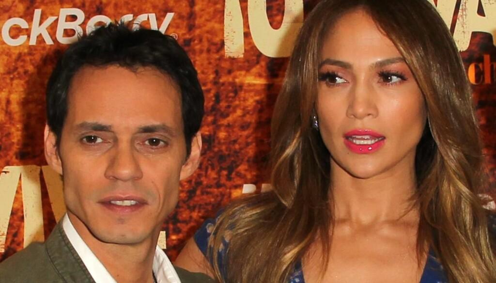 VONDT BRUDD: Jennifer Lopez beskriver forholdet til sin eks-mann som «meget trist» etter bruddet. Foto: All Over