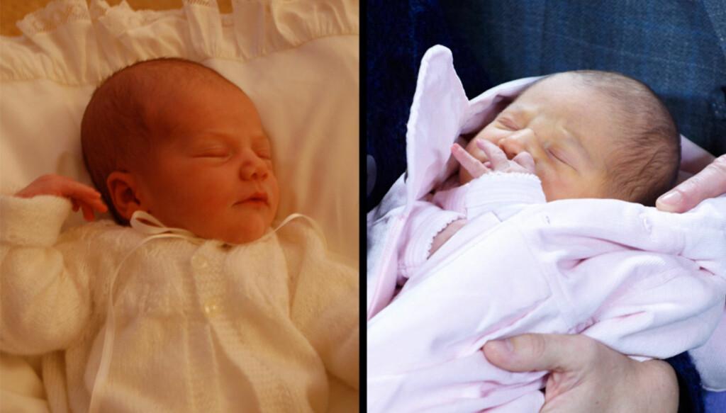 UNNGÅR DÅPSKAOS: Svenskene har besluttet å legge dåpen av prinsesse Estelle til to dager etter dåpen av danske prins Joachim og prinsesse Maries datter døpes. Datoene blir søndag 20. og tirsdag 22. mai.