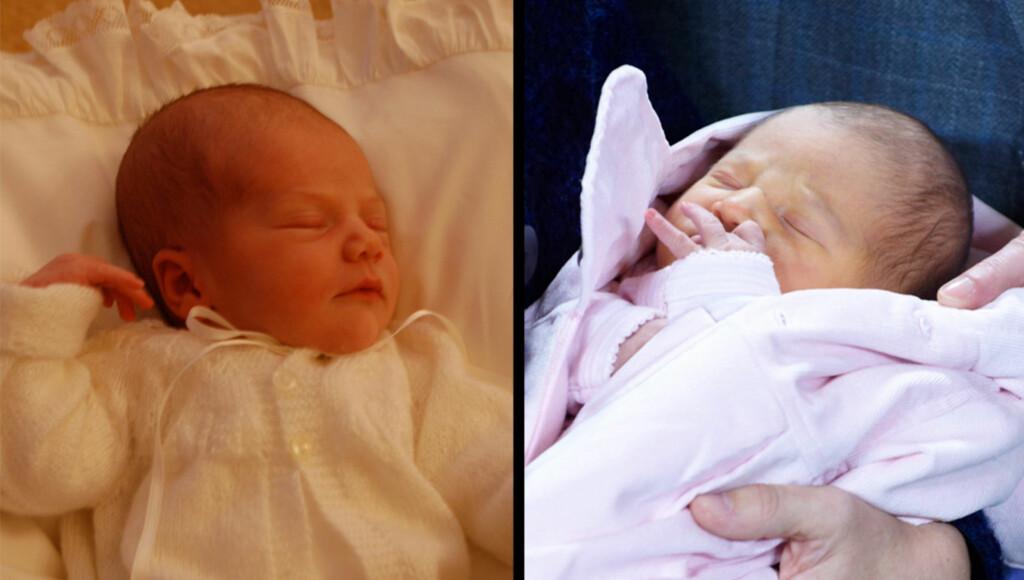 DÅPSKOLLISJON:«Deres Kongelige Højheder Prins Joachim og Prinsesse Maries datter døbes søndag den 20. maj 2012 kl. 17.00 i Møgeltønder Kirke», skriver det danske hoffet i en pressemelding. Det passer dårlig for svenskene. Som hadde planer om å d
