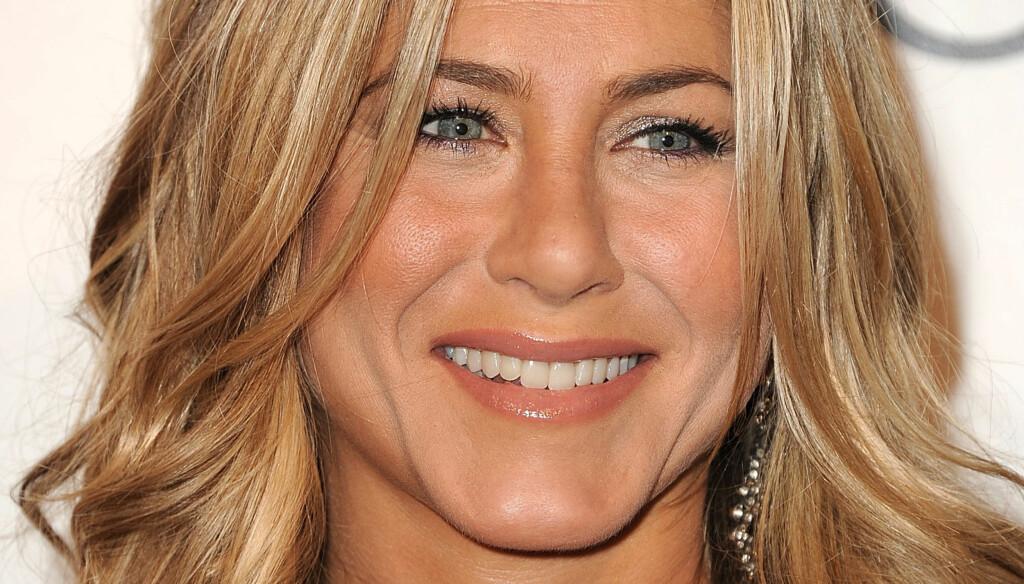 BETALER FOR SKJØNNHETEN: Jennifer Aniston bruker 900 000 kroner i året på å holde på sitt flotte ytre.  Foto: All Over Press