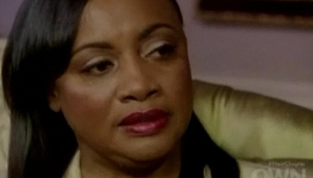SKEPTISK: Patricia Houston er fortsatt usikker på hendelsene rundt svigerinnen Whitney Houstons død.  Foto: OWN