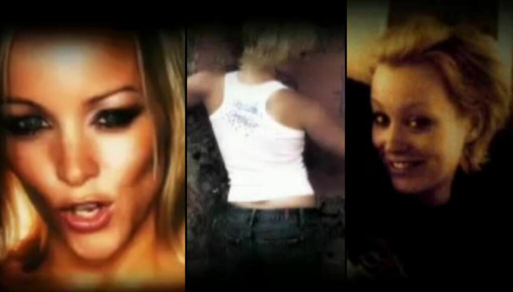 PARIS: I 2002 ga Hanne Sørvaag ut sitt første album under artistnavnet «Paris». - Paris klang fint, så da tok vi det. Det var før Paris Hilton-tiden også, så det var egentlig bare et fint jentenavn, sier Sørvaag. Foto: Youtube