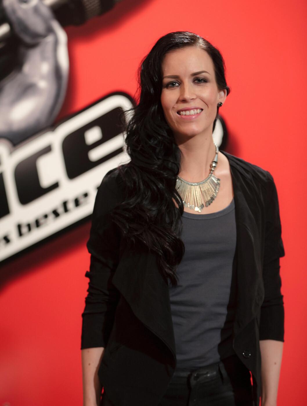 TEAM SONDRE: Anette Vedvik. Foto: TV 2