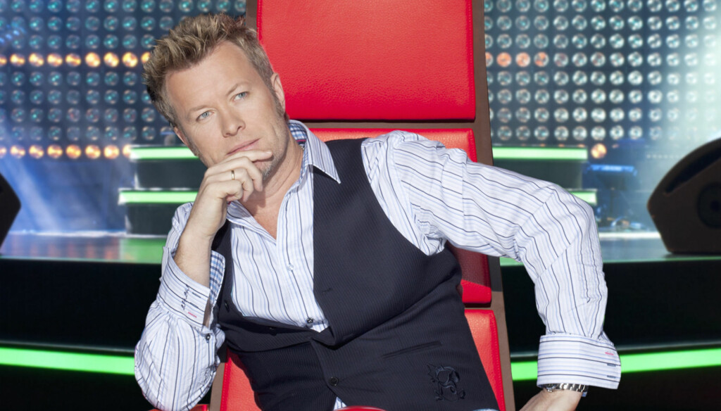 KLAR FOR BATTLE: Magne Furuholmen har valgt sine deltagere til neste runde i The Voice. Foto: TV 2