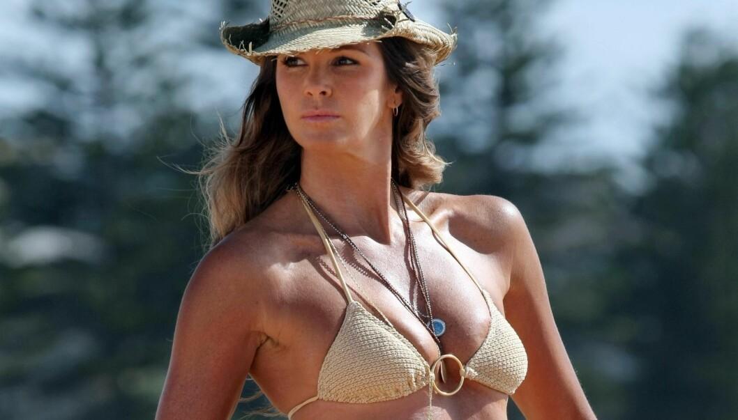 SINGEL: Nå er supermodellen, som har tilnavnet The Body, singel igjen. Foto: Stella Pictures